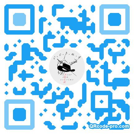 QR Code Design 1KEx0