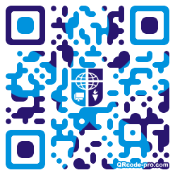 QR code with logo 1KJF0
