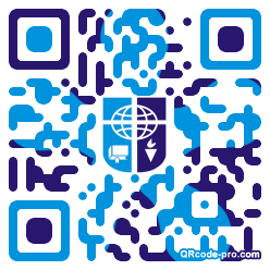QR code with logo 1KKW0