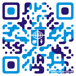 QR code with logo 1KL90