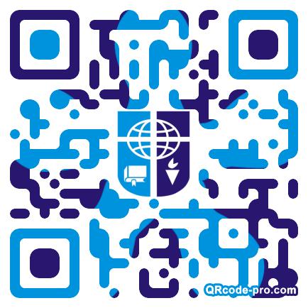 QR Code Design 1KLd0