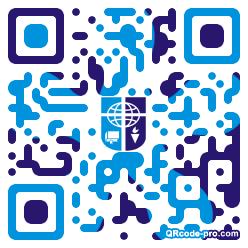QR Code Design 1KLt0