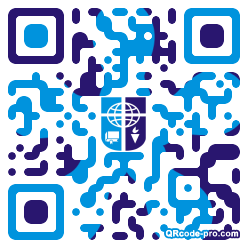 QR code with logo 1KLy0
