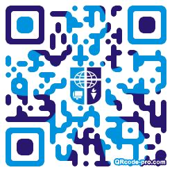 QR Code Design 1KMQ0