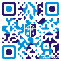 QR code with logo 1KMY0