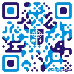 QR code with logo 1KMk0
