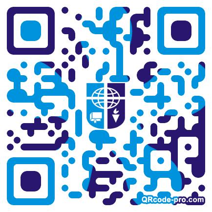 QR Code Design 1KMt0