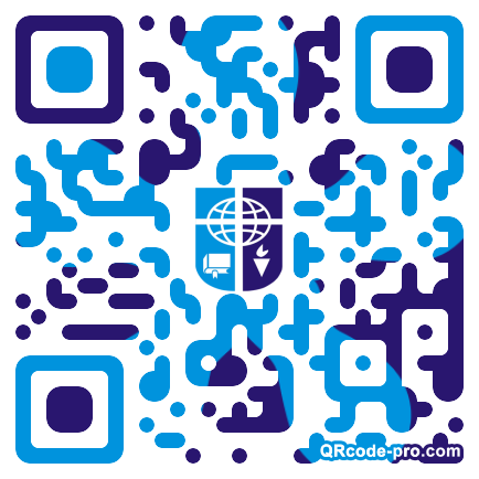 QR Code Design 1KMw0