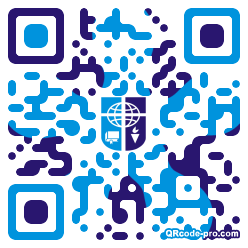 QR code with logo 1KN60