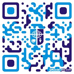 QR Code Design 1KNe0