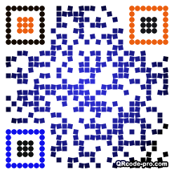 QR code with logo 1KQM0