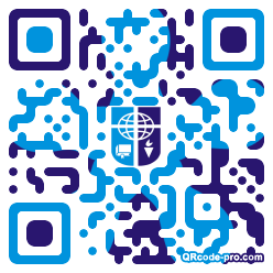QR code with logo 1KQW0