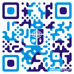 QR code with logo 1KQZ0