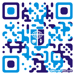 QR code with logo 1KRG0