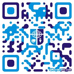 QR code with logo 1KRi0
