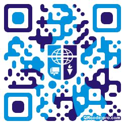 QR code with logo 1KRo0