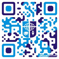 QR Code Design 1KRp0