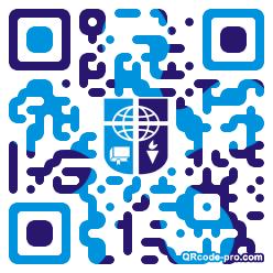 QR code with logo 1KRy0