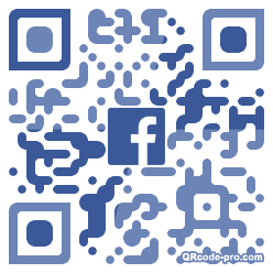 QR code with logo 1KTW0