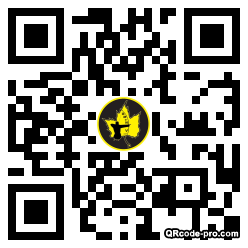 QR code with logo 1KV50
