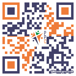 QR code with logo 1KX20