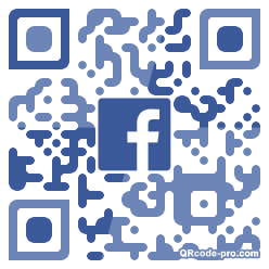 QR code with logo 1Ker0