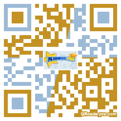 QR code with logo 1Kh00