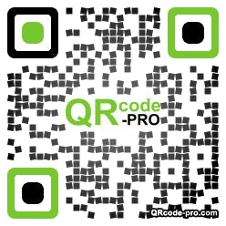 QR code with logo 1KhS0