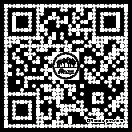 QR Code Design 1KvE0