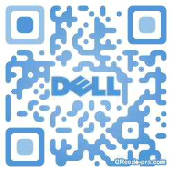 QR code with logo 1KwC0