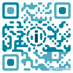 QR code with logo 1KxI0
