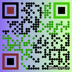 QR code with logo 1L050