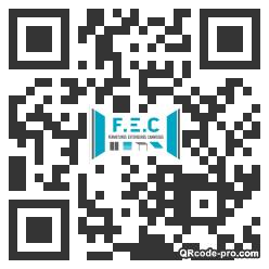 QR code with logo 1L0b0