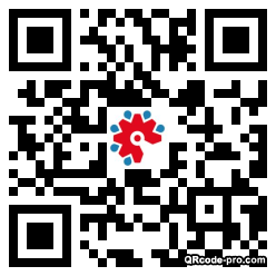 QR code with logo 1L1W0