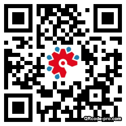 QR code with logo 1L230