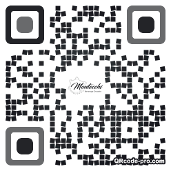 QR code with logo 1L4f0