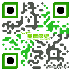 QR code with logo 1L6W0