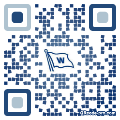 QR code with logo 1L990