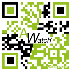 QR code with logo 1LD30
