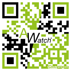 QR code with logo 1LD40