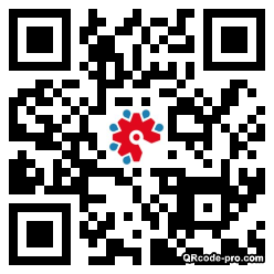 QR code with logo 1LEq0