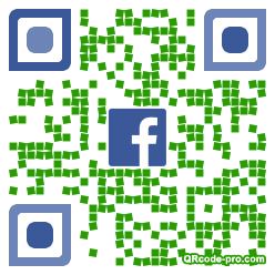 QR code with logo 1LF70