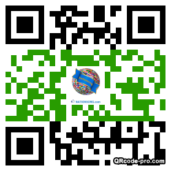 QR Code Design 1LFy0