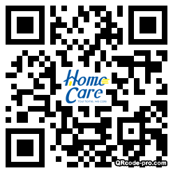 QR code with logo 1LG20