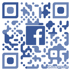 QR code with logo 1LGT0