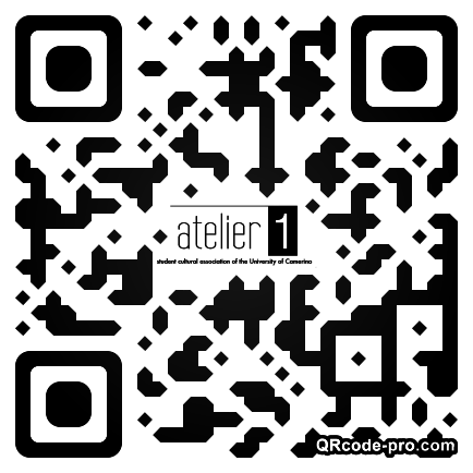 QR code with logo 1LHp0