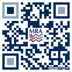 QR code with logo 1LM00