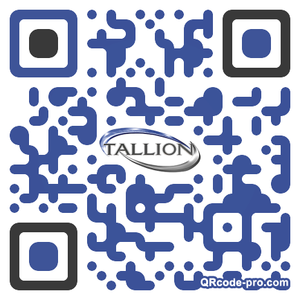 QR code with logo 1LNW0