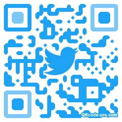 QR code with logo 1LOl0