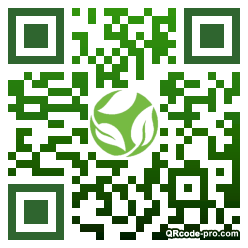 QR code with logo 1LRj0